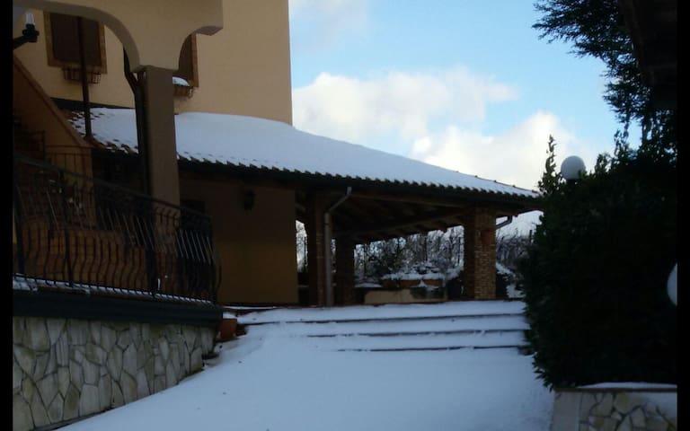 Accogliente casa sull'Etna - Poggio Mottese-picardo - Villa