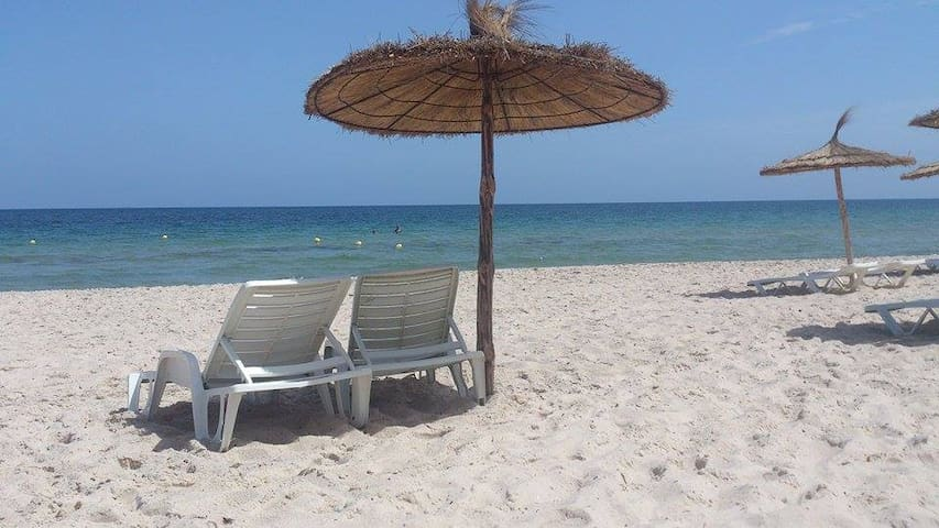 Relax beach apartment Chott Meriem - Akouda - Apartment