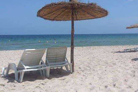 Relax beach apartment Chott Meriem - Akouda
