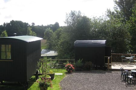Heath Hall Farm Shepherds Huts - Surrey