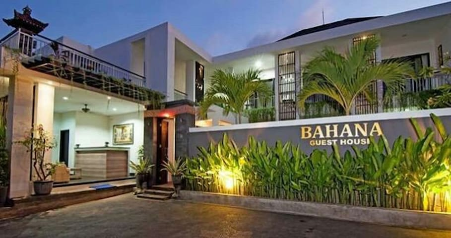 """""""BAHANA GUEST HOUSE"""" SPECIAL PLACE TO STAY"""