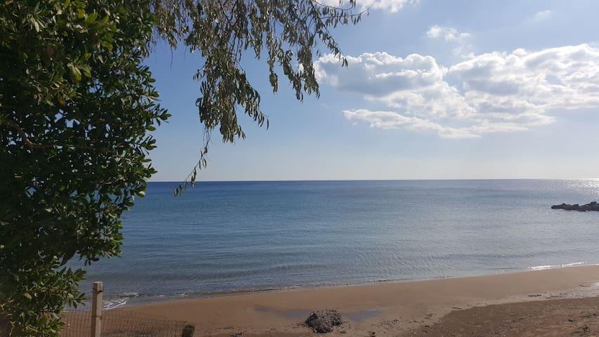 Bellissima villa a 300 metri dalla spiaggia