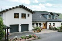 Holiday apartment with 2 bedrooms on 60 m² in Gräfendorf