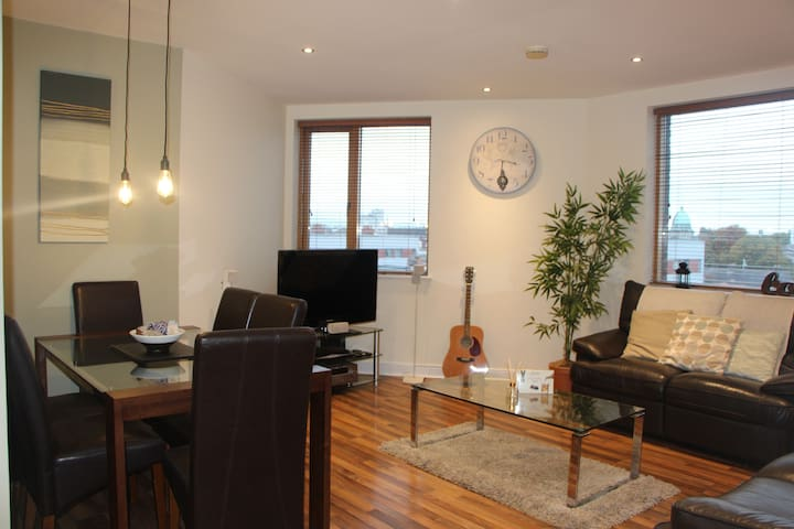 Stunning apartment in great central location