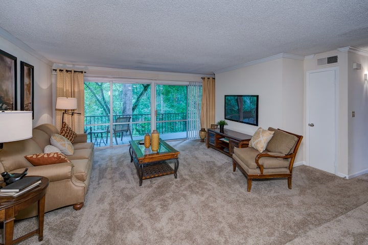 Rest easy and live life   2BR in Atlanta