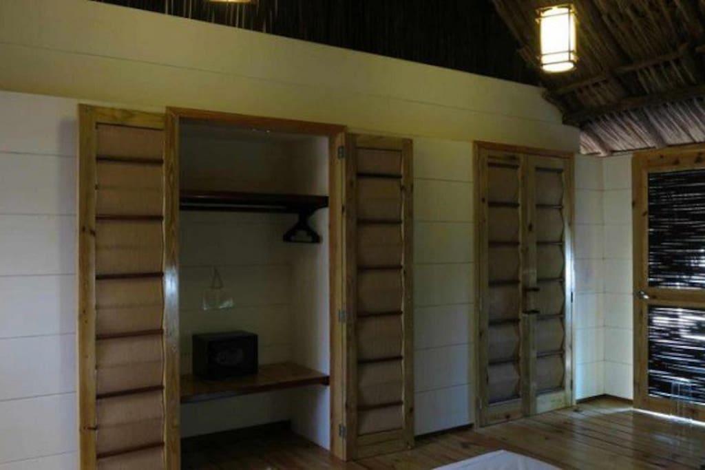 cabin in tayrona park