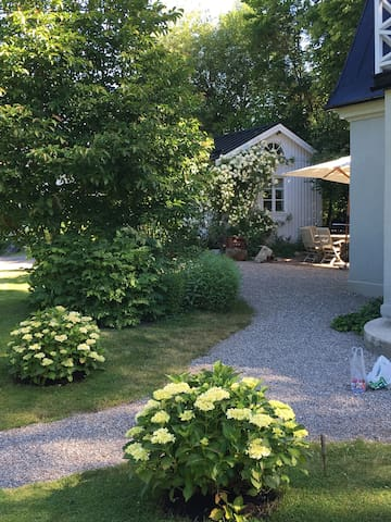 Private Guesthouse close to Stockholm