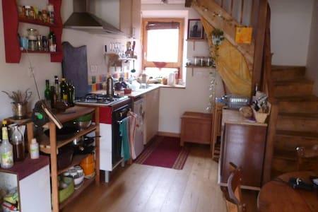 Petite maison de village - Montégut-Plantaurel