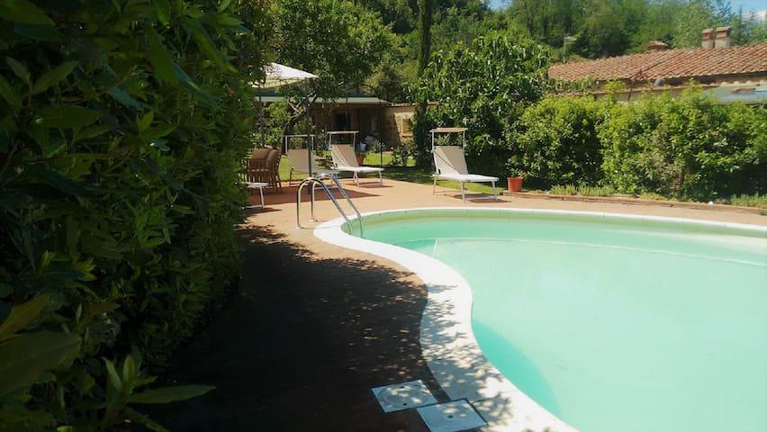 Campo&Fico un paradiso con giardino, piscina, orto