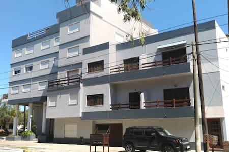 Departamento frente al mar con balcon