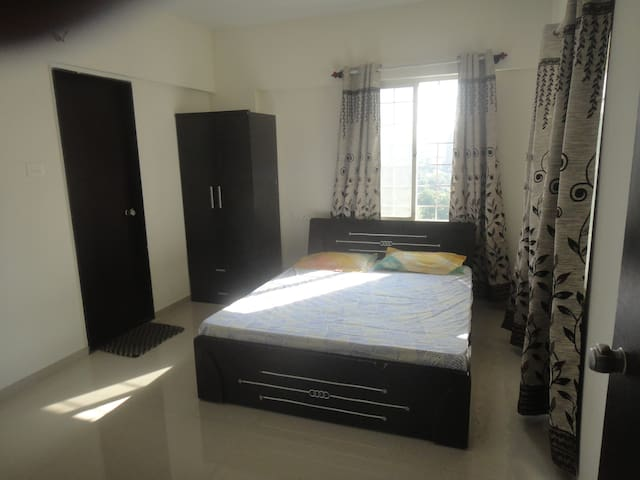3HK fully furnished spacious flat in Undri