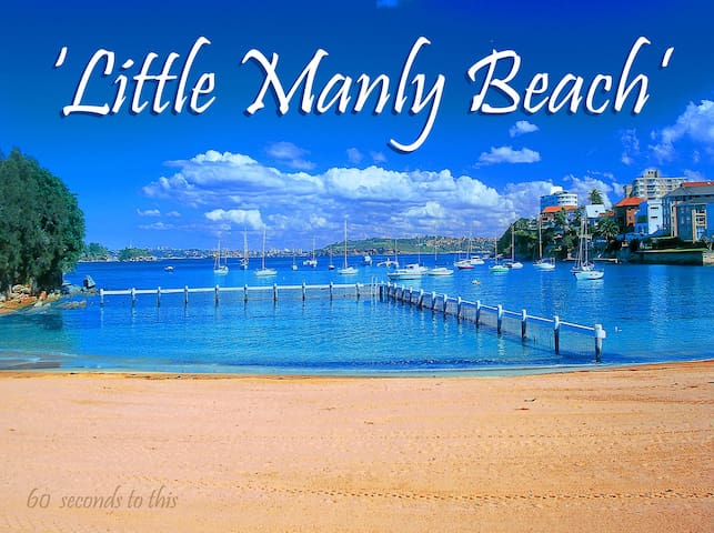 EXCLUSIVE BEACHSIDE BLISS AT LITTLE MANLY BEACH