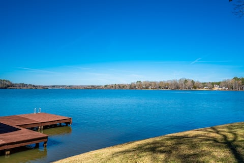 Waterfront Cottage Lake Oconee