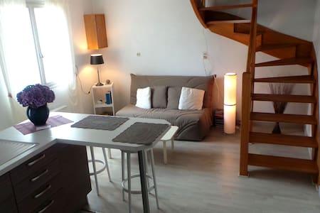 T2  50m² en duplex - Plonéour-Lanvern - Apartment