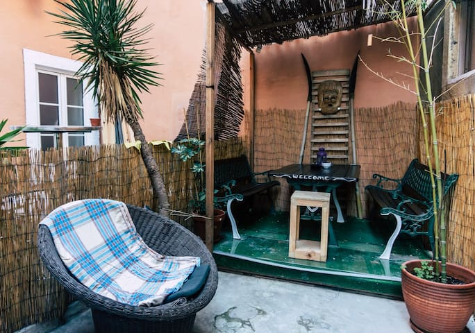 Martim 2D ☾ with Private Patio ❄ XMAS DISCOUNT ❄