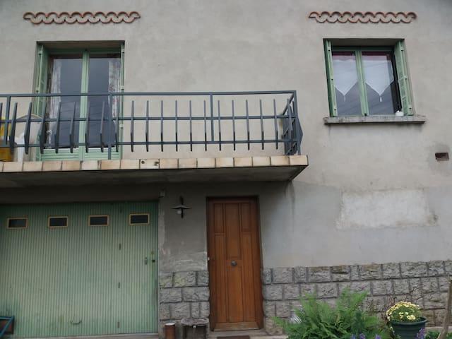 Maison à Peschadoires