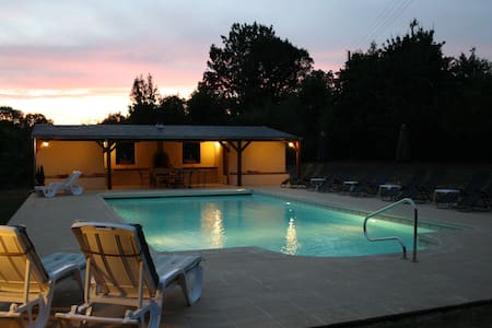 WisteriaGite-Pool,Relaxing, Family Friendly,LeMans