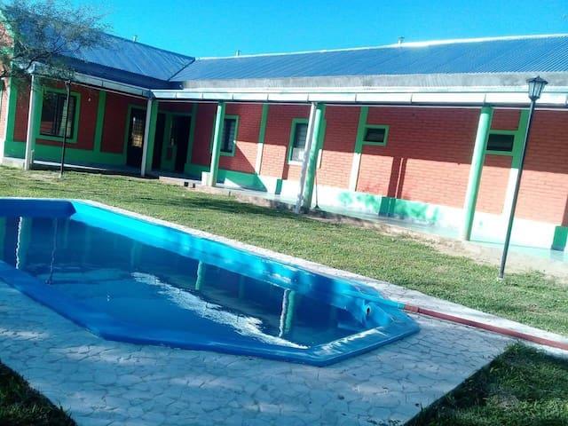 Casa de campo en Termas de Rio Hondo MOTO GP