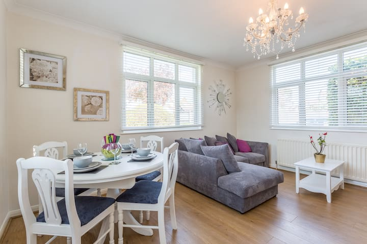Stylish Apartment in the heart of Leigh-on-Sea - Southend-on-Sea - Lägenhet