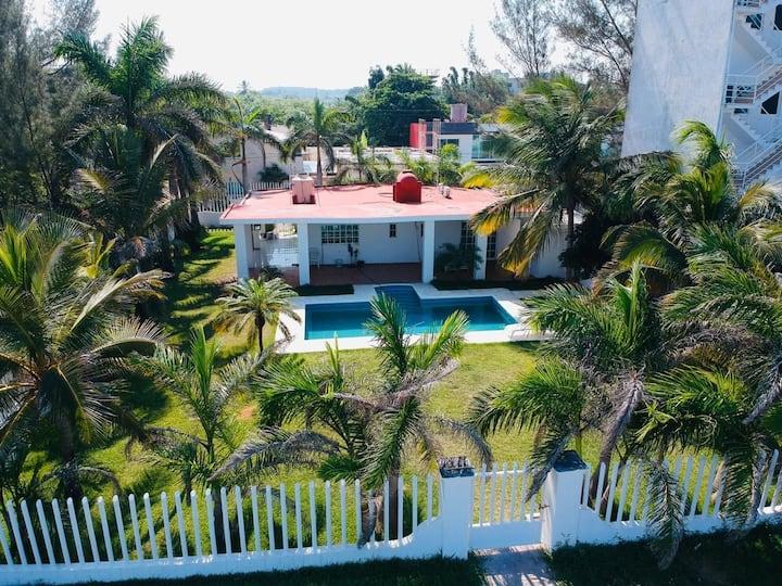 Villa Chachalacas- Playa Vip