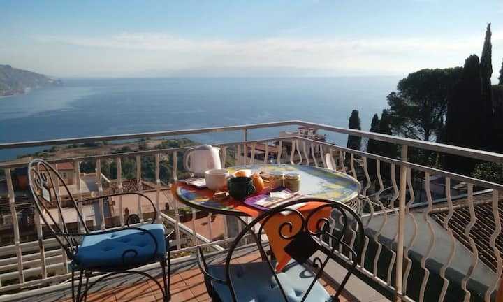 Taormina Wonderful View