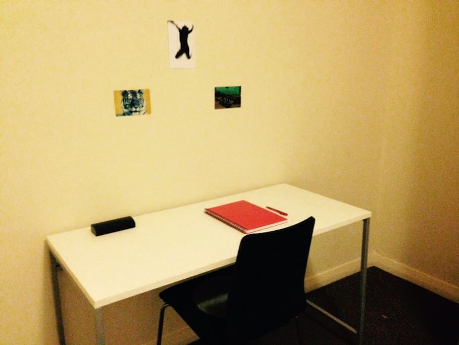 Private office space in your own room