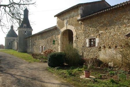 Logis de la Pataudière - Champigny-sur-Veude - Hus