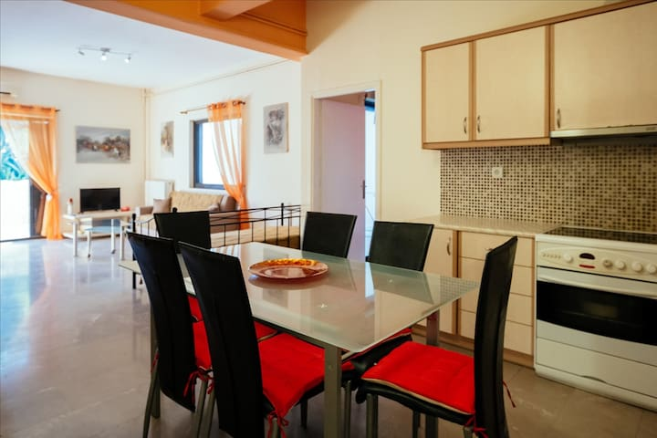 Marias apartments in Nafplio 1 - Nafplio - Daire