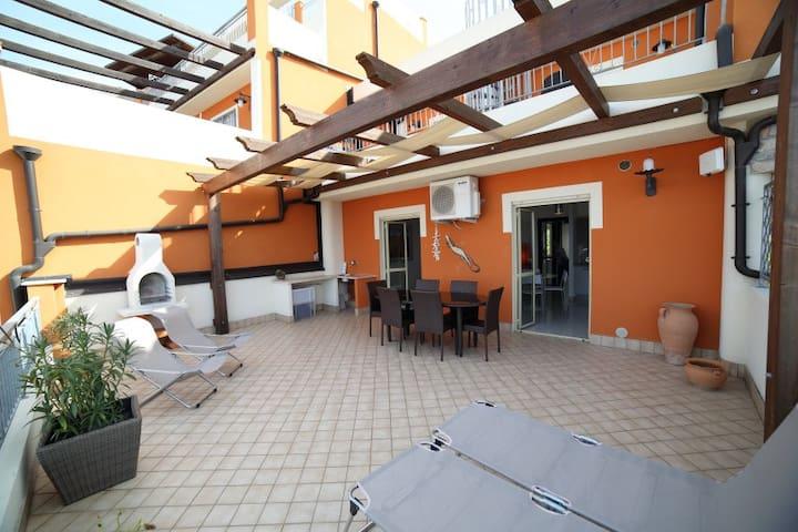 Borgonovo 19S | Amazing Terrace & Dining Area - Pizzo - Apartment