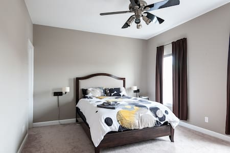 Master Bedroom, H2 - 圣路易斯 - 独立屋