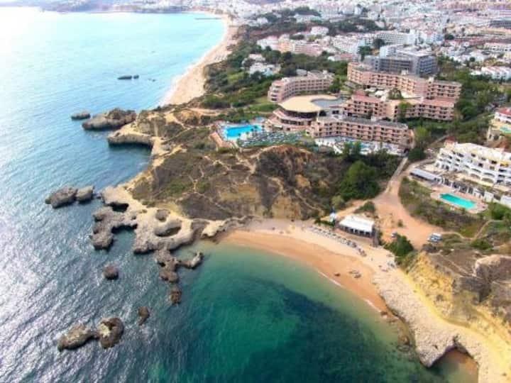 Auramar Beach Resort Apto. T0 de 6 a 13 de Agosto