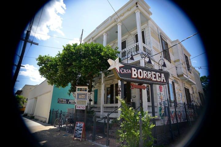 Centrally Located; Upstairs bedroom @ Casa Borrega