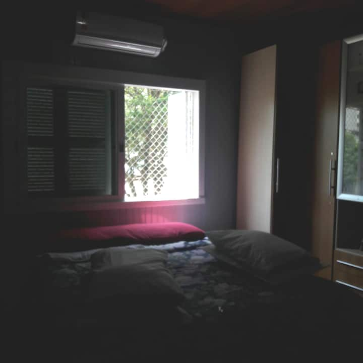 Chalé 15 Hosp. Casa inteira↪ Até 10 1 Andar ↩