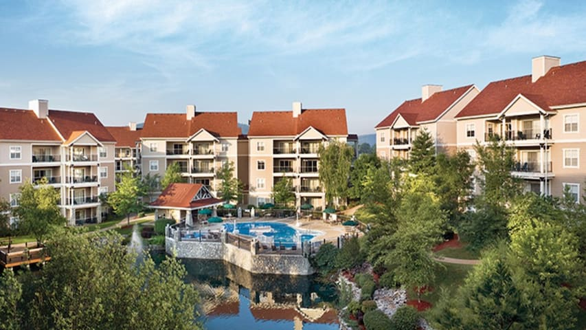 Wyndham Branson at the Meadows 2 Bedroom Deluxe - Branson - Haus