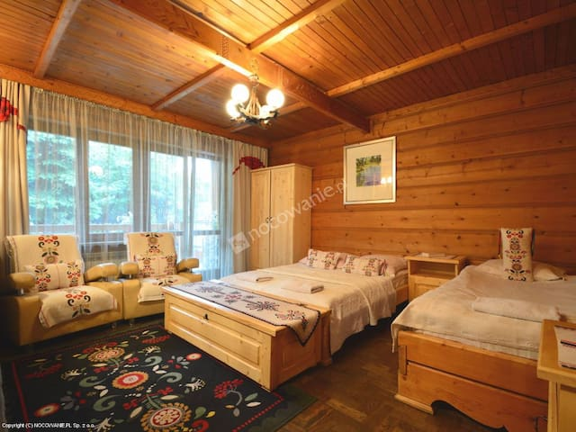 Triple room with terrace - Zakopane - Wohnung