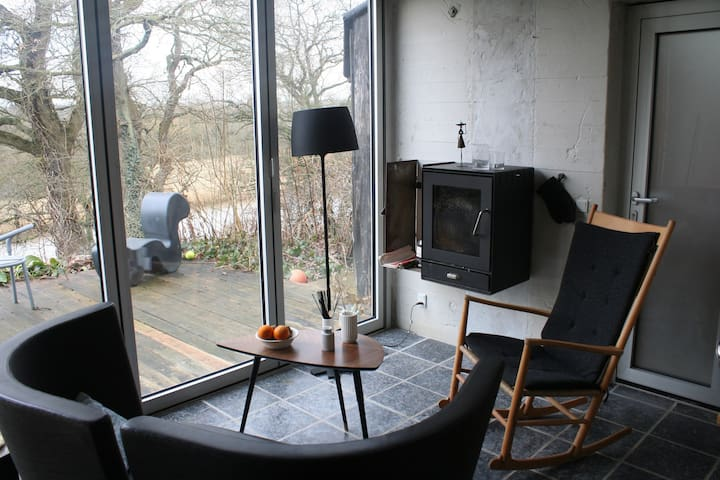 Comfortable house with a great view - Aarhus - Huis