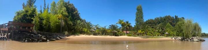 Marados: Belleza y relax en nuestro  Delta