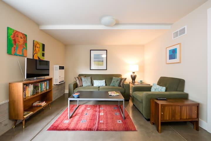 Modern Fresh 2BR in Rockridge / Berkeley, Walkable - Oakland - Huis