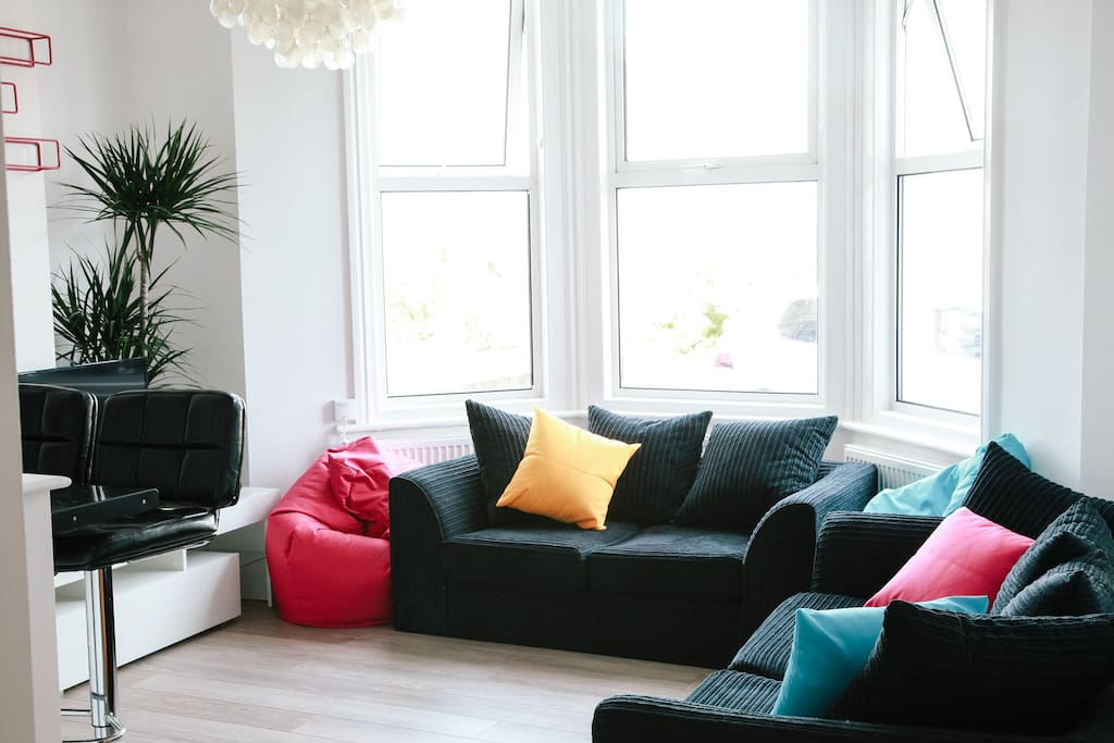 Comfy living space