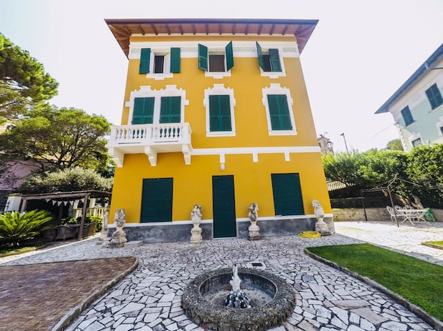 Villa Rina (primo piano)