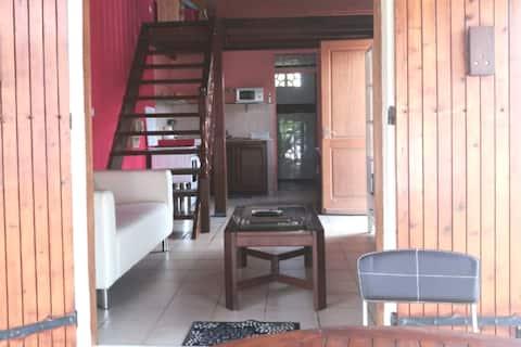 Agréable logement F2 sur la commune de Matoury