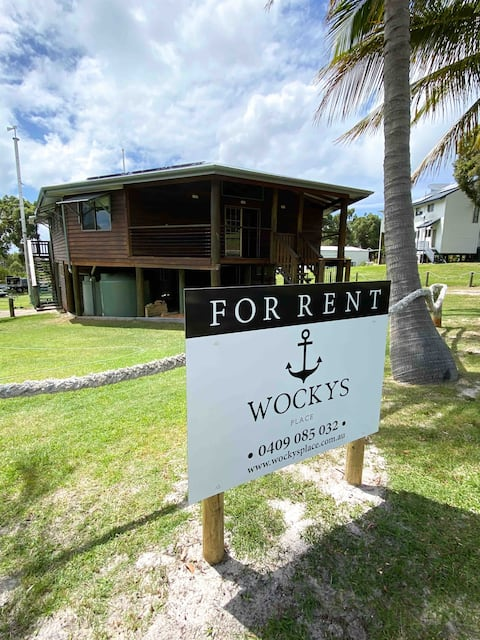 🌴 Wockys Place 🐚 Orchid Beach home away from home