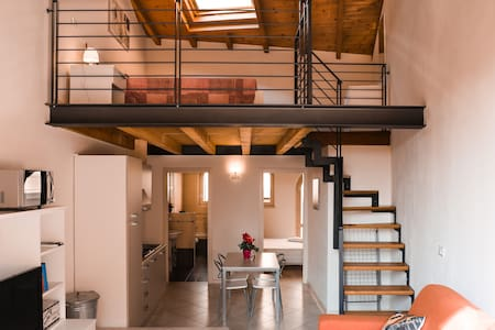 Romantic Flat in the countryside of Garda - Costermano - อพาร์ทเมนท์