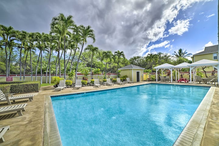 NEW! Waikoloa Village Home in Quiet Golf Community