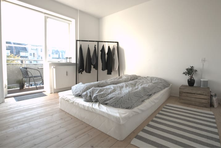 Ny renoveret 70 kvm lejlighed ved vandet - Aalborg - Apartamento