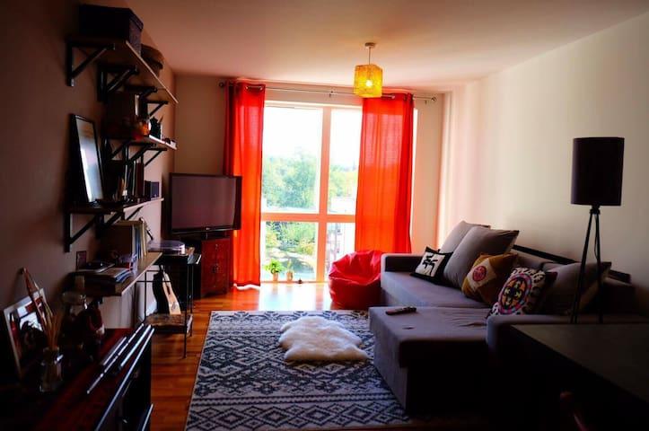 Cozy Apartment stay in Edgbaston - Birmingham - Appartement