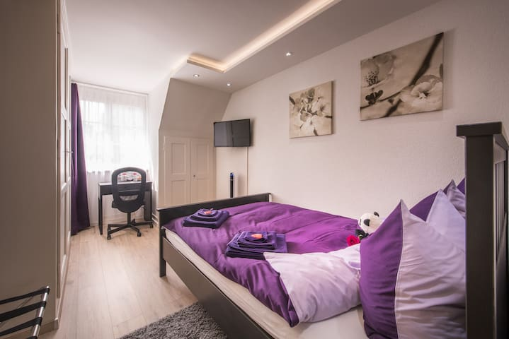 Superior Queensize Room - Max Aviation Villa - Bern - Villa