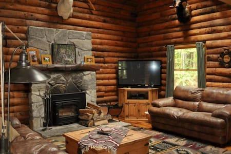Cabin 2 Streams - Milford - Srub