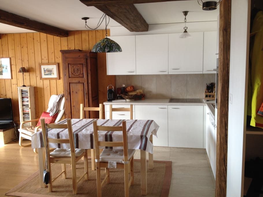 Verbier 2 rooms best place for ski appartements for Chambre a louer verbier