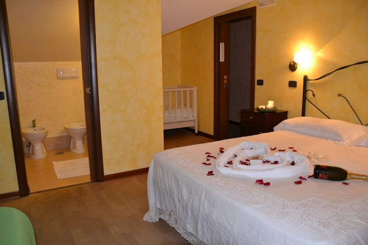 agriturismo S. Basilio, b&b, stanza 2 ° - Salento - Bed & Breakfast